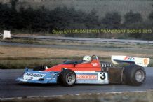 "Penske PC3 Magee Oulton Park  Shellsport Group 8  September 1976 10x7"" photo (B)"